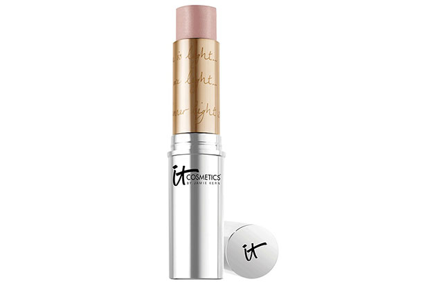 "Best for: The ultimate ""natural"" looking radiance.  IT Cosmetics Hello Light Anti-Aging Luminizing Creme Stick, $39"