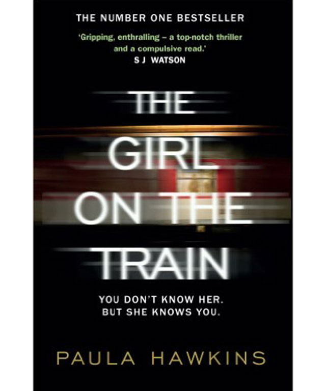 What you're reading? Girl on the train - I'm obsessed and only have 50 pages to go!