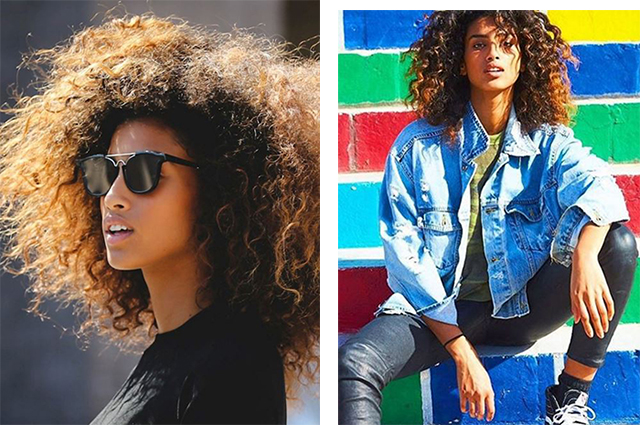Click through for Imaan Hammam's 10 favourite things, from food to fashion