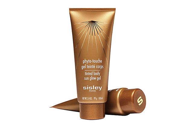 Sisley Tinted Body Sun Glow Gel, $120 Davidjones.com.au: This light-weight, non-sticky formula only needs five minutes to work its beauty in your skin and will perfectly adapt to your natural skin tone matter the shade.