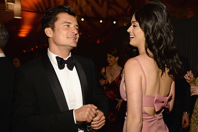Katy Perry and Orlando Bloom: The two started dating in early 2016 and announced their breakup in February.