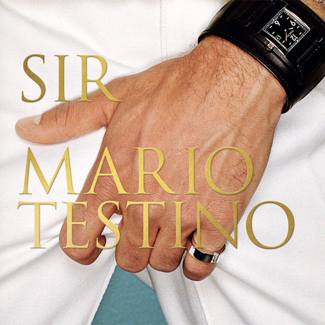 The book: An excellent addition to any coffee table Mario Testino Sir, approx. $85, taschen.com, chronicles the master photographer's best shots of fashionable men such as Mick Jagger, Brad Pitt, George Clooney and the late great Bowie just to mention a few.
