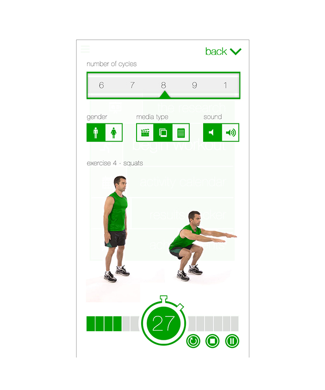 "7-minute Workout Challenge, $4.49<p><span style=""font-size: 17px; line-height: 29px;"">This <a target=""_blank"" href=""https://itunes.apple.com/au/app/7-minute-workout-challenge/id680170305?mt=8"">seven-minute, high-intensity training plan</a> has been published in a research journal and went viral after the New York Times featured it.&nbsp; The app gives you 12 exercises to be performed for 30 seconds with 10 second rest intervals daily, no equipment required. Read: the ultimate hotel room workout.</span></p>