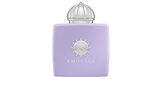Amouge Lilac flower: This romantic, floral scent is a lilac-lover's dream – rich with lilac accord, but the vanilla, tonka bean and sandalwood notes adds a gourmand heart to the fragrance. $499 agencedeparfum.com.au