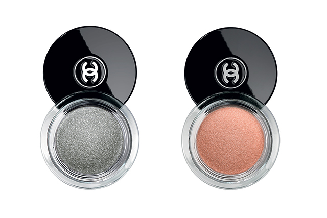 Illusion d'Ombre Longwear Luminous Matte Eyeshadow in Mysterio and Velvet Melody, $48 each
