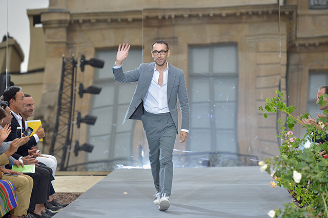 Following a five-year collaboration with Italian brand Berluti, Alessandro Sartori (pictured) is leaving to replace Stefano Pilati at Ermenegildo Zegna.
