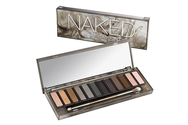 Urban Decay Naked Smoky palette (available August 25)