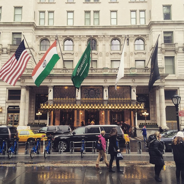 8. The Plaza Hotel (New York, USA)