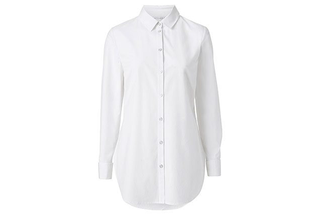 "Witchery<p><a target=""_blank"" href=""https://witchery.com.au/Product/60208480/Cotton-Shirt"">Witchery.com.au</a></p>"