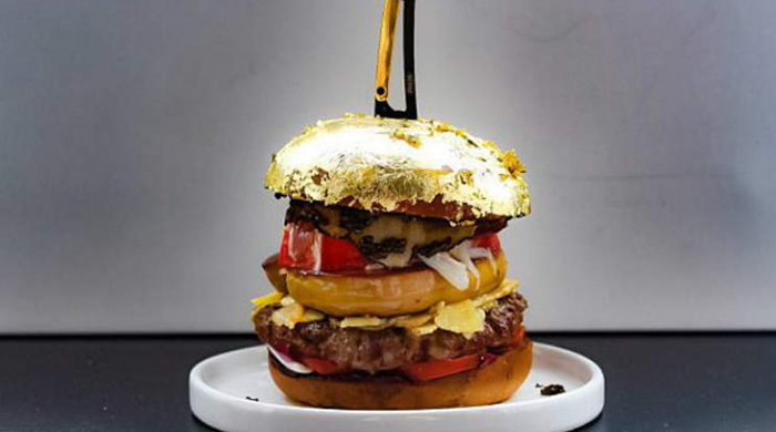 Guess how much the most expensive burger in the world is
