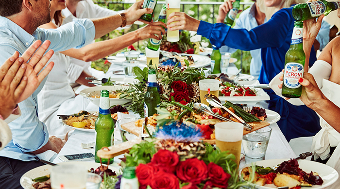 The secret trick to easy summer entertaining