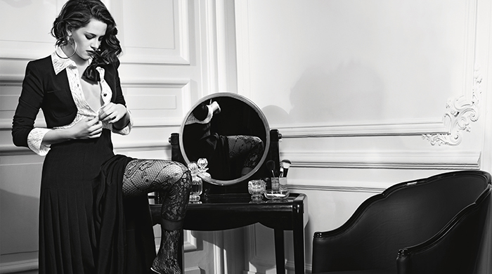Kristen Stewart gets sultry for the Chanel Métiers d'art campaign