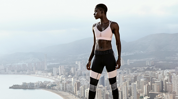 H&M's new activewear has been designed by Olympians