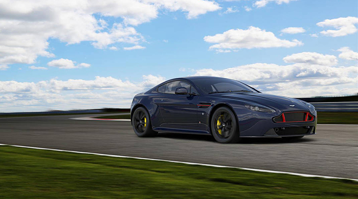 Start your engines: Aston Martin's F1 edition is ready to go