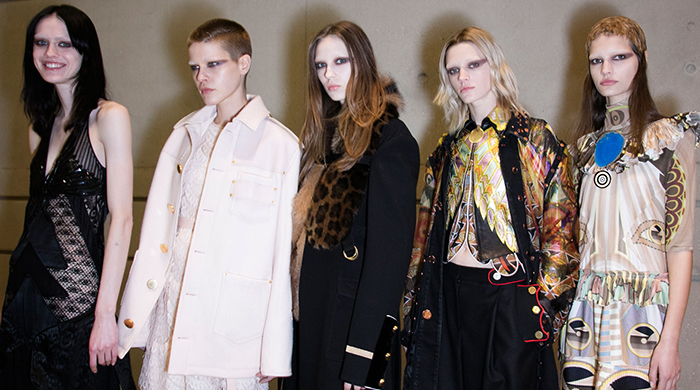 A/W '16 recap: Céline and Givenchy get Zen