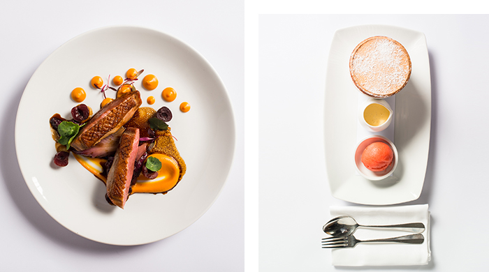 This French bistro has just dropped a mouth-watering autumn menu