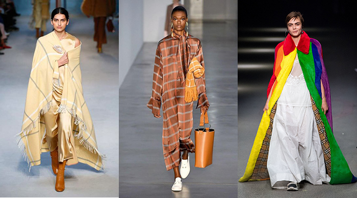 Bright, bold, beautiful: all the highlights from London Fashion Week