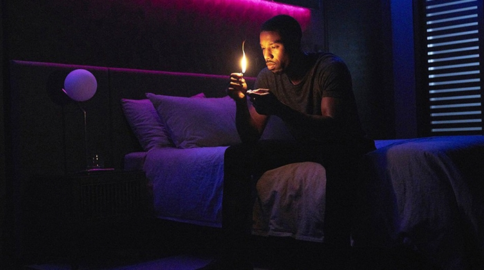 Watch Michael B. Jordan scorch in the 'Fahrenheit 451' trailer