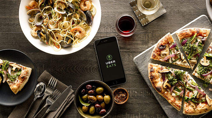 UberEATS just changed the game for Melburnians