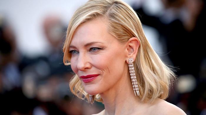 Cate Blanchett lands a stunning new role
