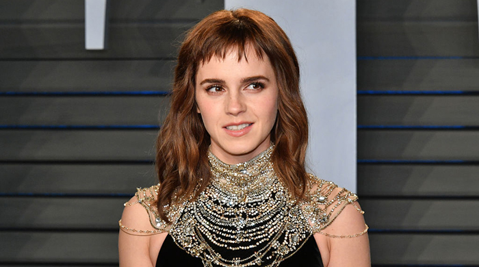 Emma Watson addressed her Oscars fake tattoo snafu in the BEST way