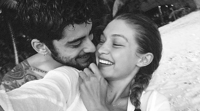 Zayn and Gigi have joined the lonely hearts club