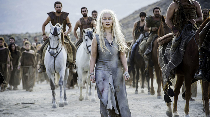 The 'Game of Thrones' creators next project is going to be EPIC
