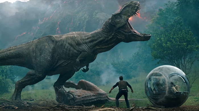 Good news adventure fans, 'Jurassic World 3' has a release date