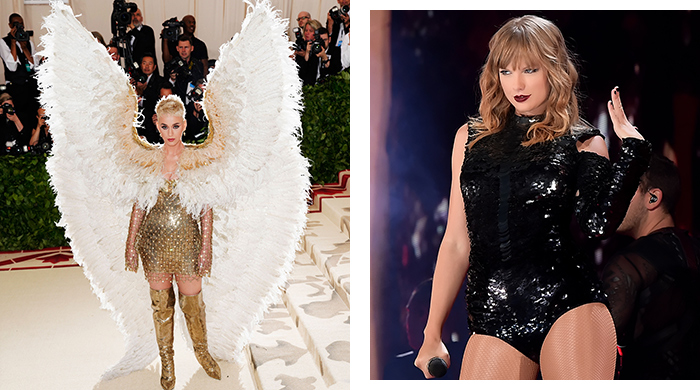 End Game: the Taylor Swift and Katy Perry feud is over