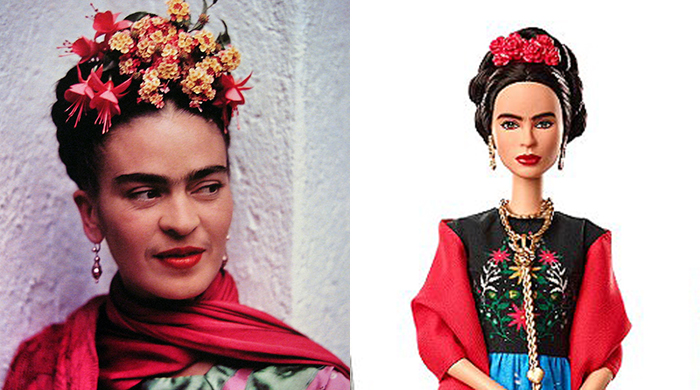 Frida Kahlo, Patty Jenkins, Bindi Irwin: Barbie's making dolls based on real women