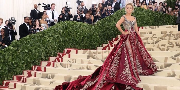 The 10 best dressed celebrities at the Met Gala 2018
