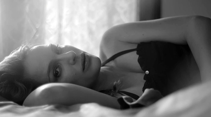 Watch: Natalie Portman stars in James Blake's soulful new video
