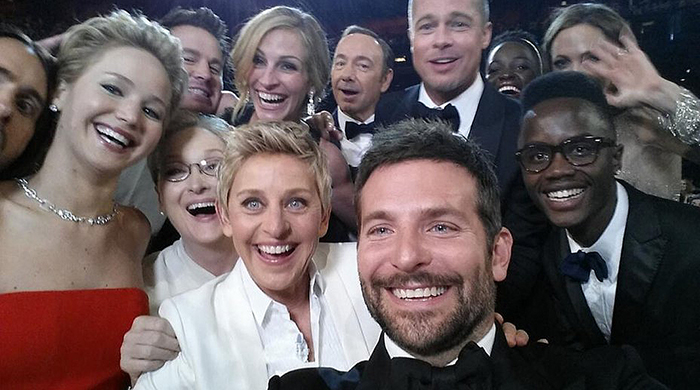 Will the new Oscars 'rules' mean no BTS celeb snaps?