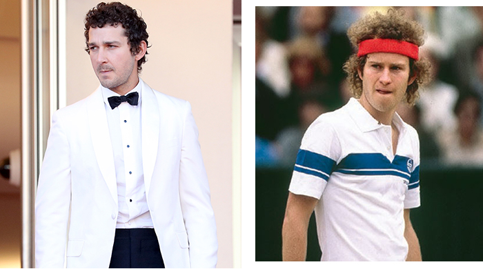 Shia LaBeouf is going to play John McEnroe in a new movie