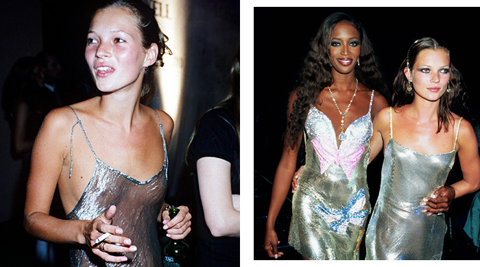 Throwback: Kate Moss' best party-girl moments from the '90s
