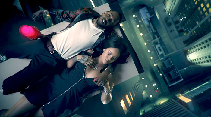 Rihanna and Kendrick Lamar channel Bonnie and Clyde in their latest video