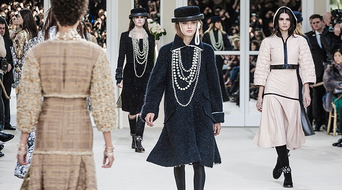 A/W '16 recap: fashion for the people at Chanel and Valentino