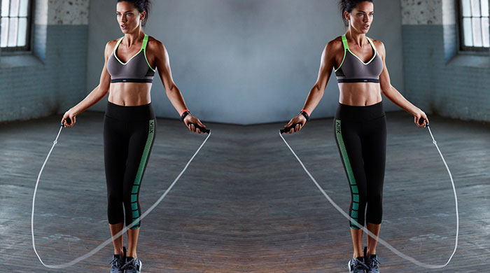 Why you need to add skipping into your workout regimen ASAP