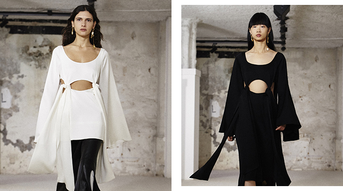 Which Aussie label has joined Paris Haute Couture Fashion Week?
