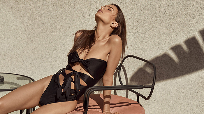 Emily Ratajkowski just launched the most summer-ready swimwear line
