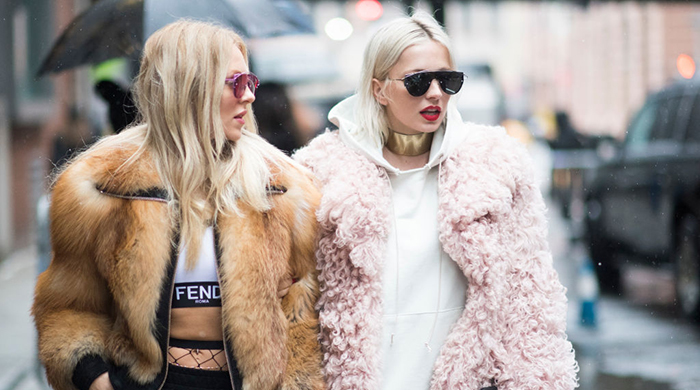 Faux fur versus real fur: a battle of the ages