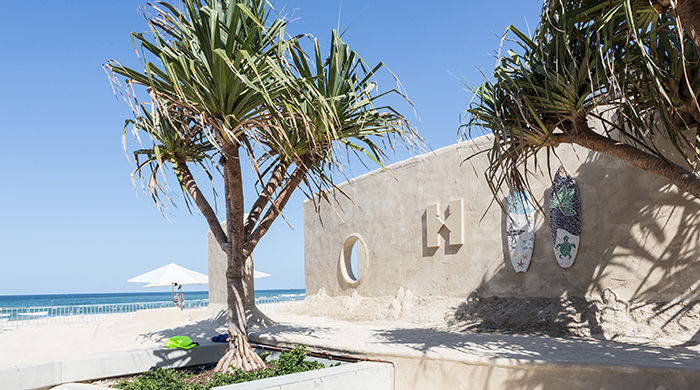 Ever wanted to stay in a real-life sandcastle? Now you can