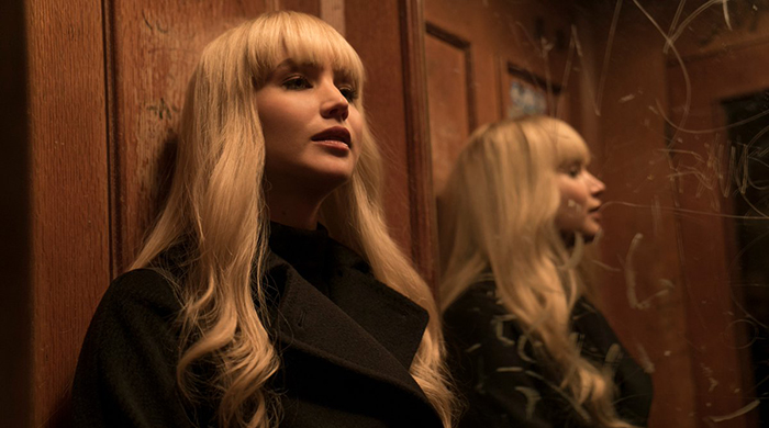 Watch the sexy as hell new trailer for 'Red Sparrow'