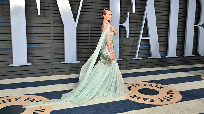 Vanity Fair's Oscars after party was a star-studded affair