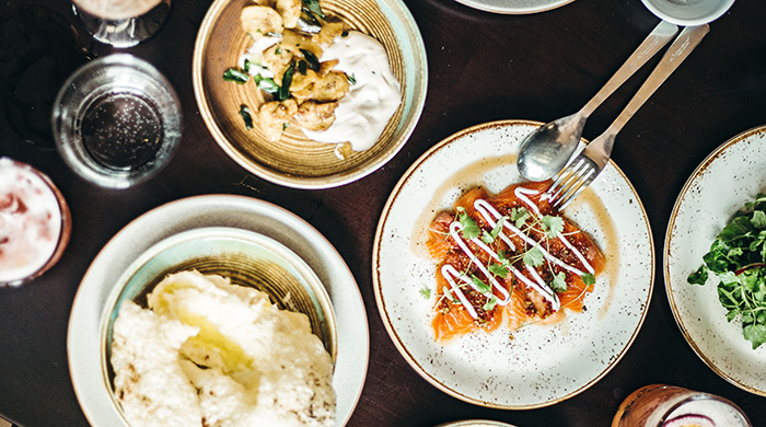 Luke Mangan has given MOJO a casual-luxe makeover