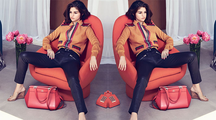 Selena Gomez and Coach have taken their love affair to the next level