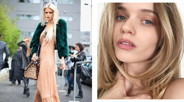 Abbey Lee: my 15 favourite things
