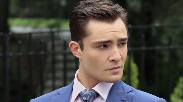 Chuck Bass is back in Netflix's 'White Gold'