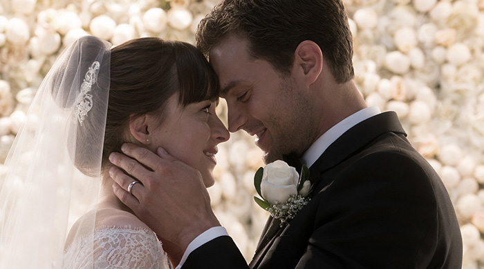 Watch: the Fifty Shades Freed trailer is steamier than ever