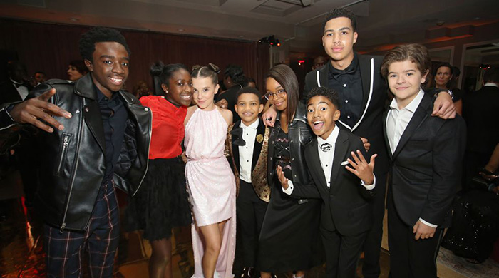 The best pics from the SAG Awards after party